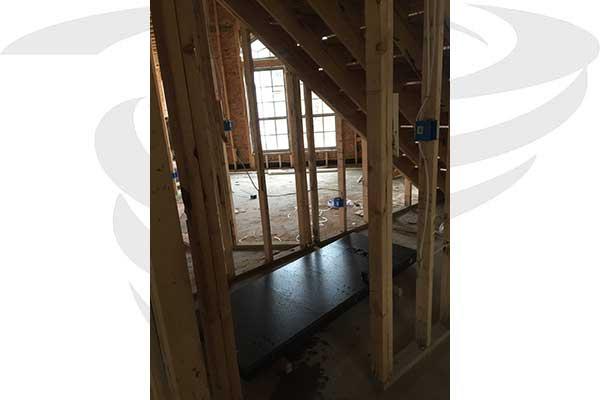 Installation Gallery 4 5 X4x6 5 Under Stairs Pfx Storm