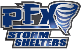 PFX Storm Shelters